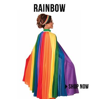 Rainbow Costumes - Pride Costumes via Trendyhalloween.com