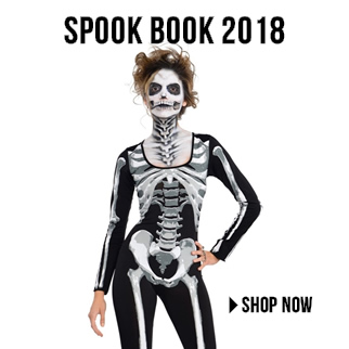 Spook Book 2018 - New Halloween Costumes via TrendyHalloween.com