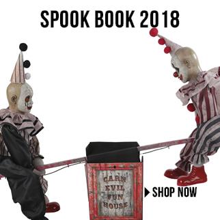 Spook Book 2018 - New Halloween Costumes via TrendyHalloween.com