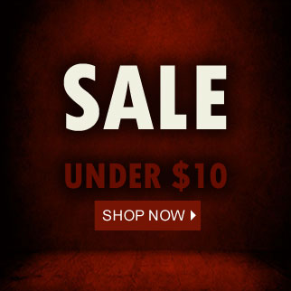 Black Friday Sale Under $10 via TrendyHalloween.com