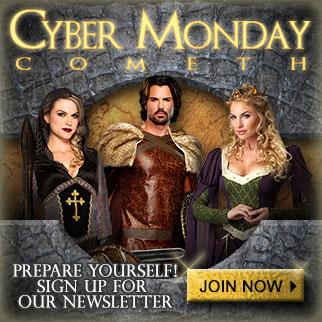 Cyber Monday Cometh