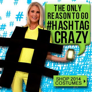 New 2014 Halloween costumes via TrendyHalloween.com