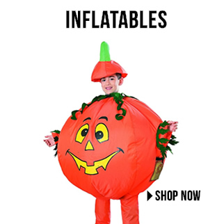 Inflatable Costumes via TrendyHalloween.com