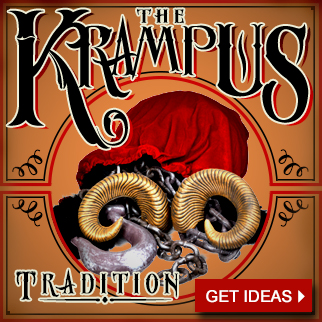 Krampus Costume Ideas via TrendyHalloween.com