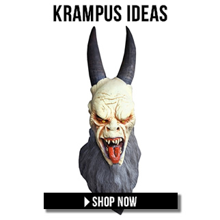 Krampus Costume Ideas via TrendyHalloween.com