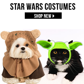 New Star Wars via TrendyHalloween.com