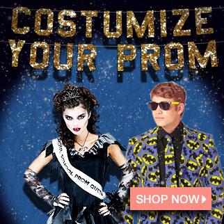 Prom Costumes & Suits 2016 via TrendyHalloween.com