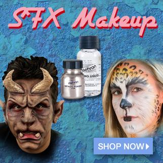 Special FX Makeup via TrendyHalloween.com