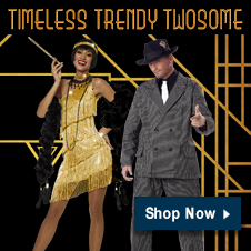 Timeless Trendy Twosome