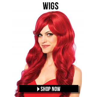 Wigs - Costume Ideas via TrendyHalloween.com