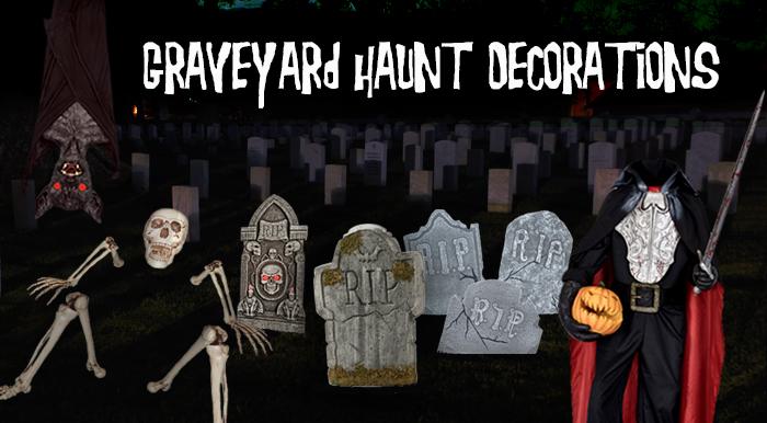 Skeleton Halloween Decorations via TrendyHalloween