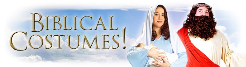 Biblical Costumes via Trendyhalloween