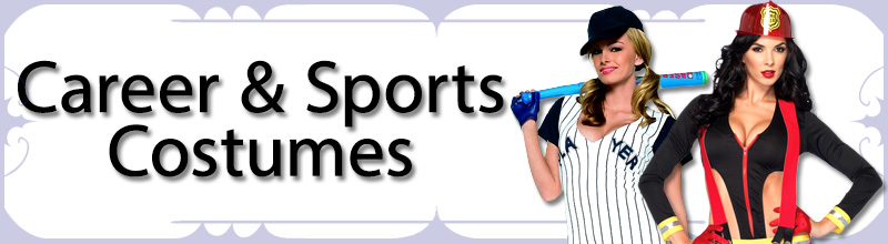 Career & Sports Womens Costumes