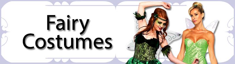 Fairy Womens Costumes