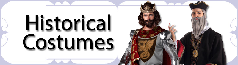 Historical Mens Costumes