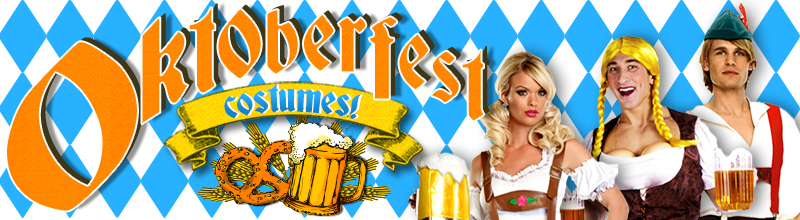 Oktoberfest Costumes and Accessories at Trendy Halloween