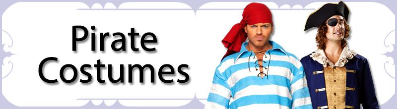 Pirate Mens Costumes