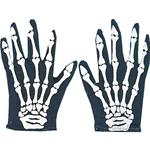 Skeleton-Short-Gloves