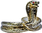 Egyptian-Snake-Armband