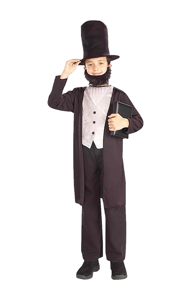Honest Abe Lincoln Child Costume
