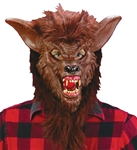 Brown-Werewolf-Adult-Mask