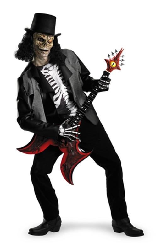 Cryptic Rocker Adult Costume