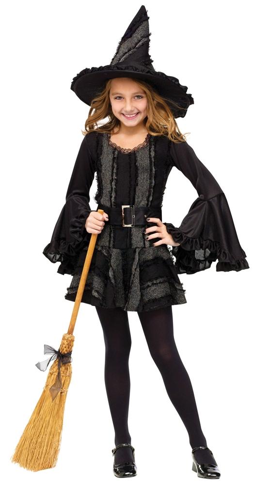Stitch Witch Child Costume