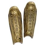 Gold-Roman-Leg-Armor-Pair