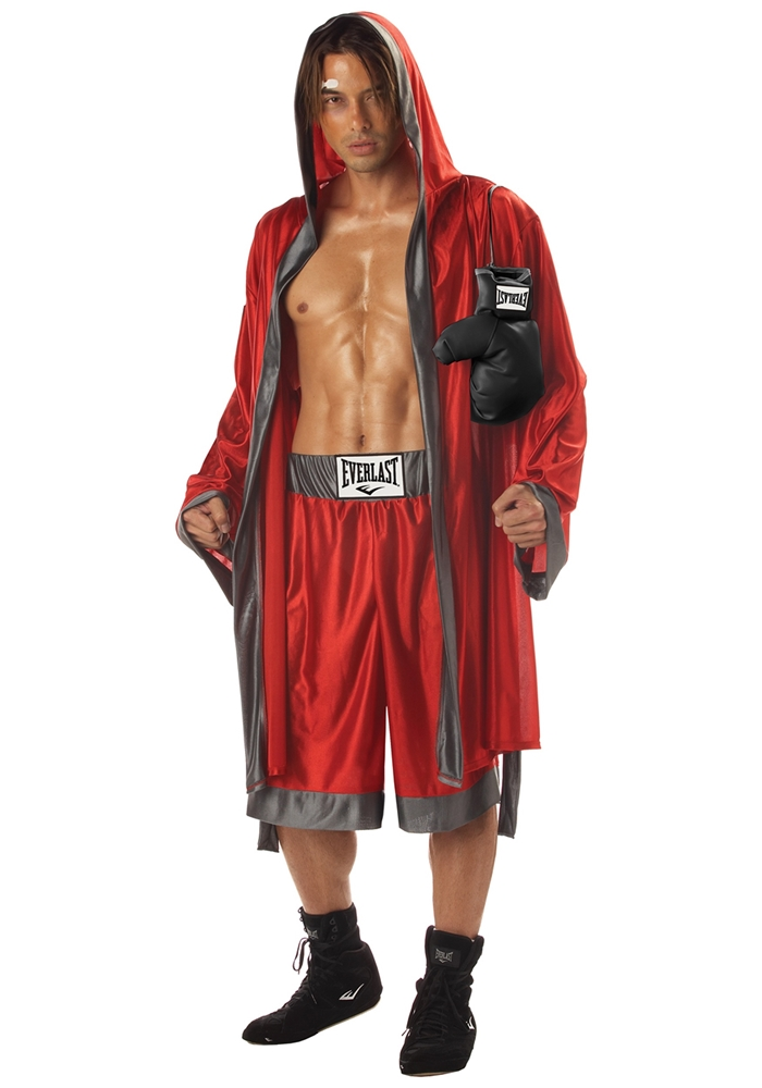 Everlast Boxer Adult Mens Costume