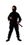 Ninja-Black-Child-Costume