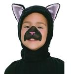 Cat-Hood-Nose-Child-Set