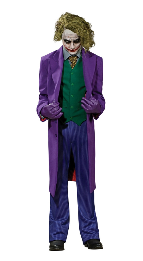 The Joker and Harley Quinn Couples Costumes