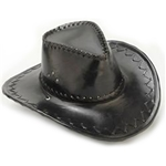 Black-Pleather-Cowboy-Hat