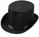 Satin-Black-Top-Hat