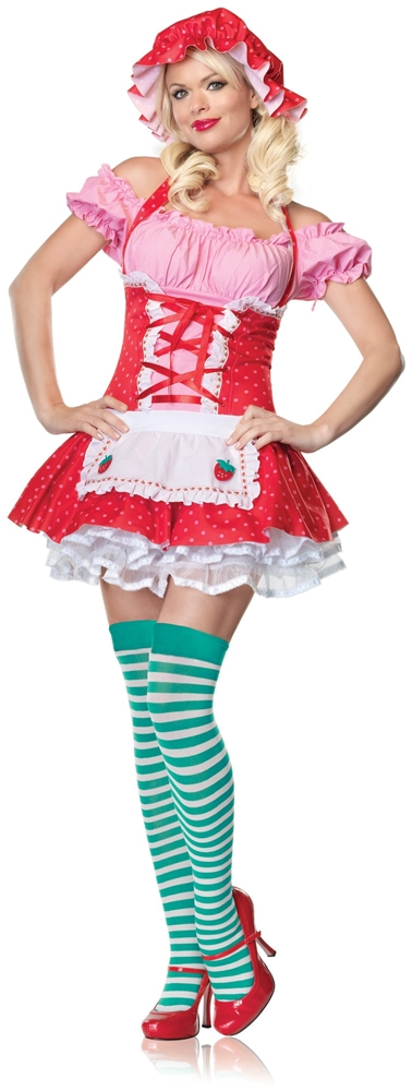 Country Girl Sexy Adult Womens Costume