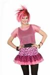 80s-Neon-Pink-Mesh-Adult-Top