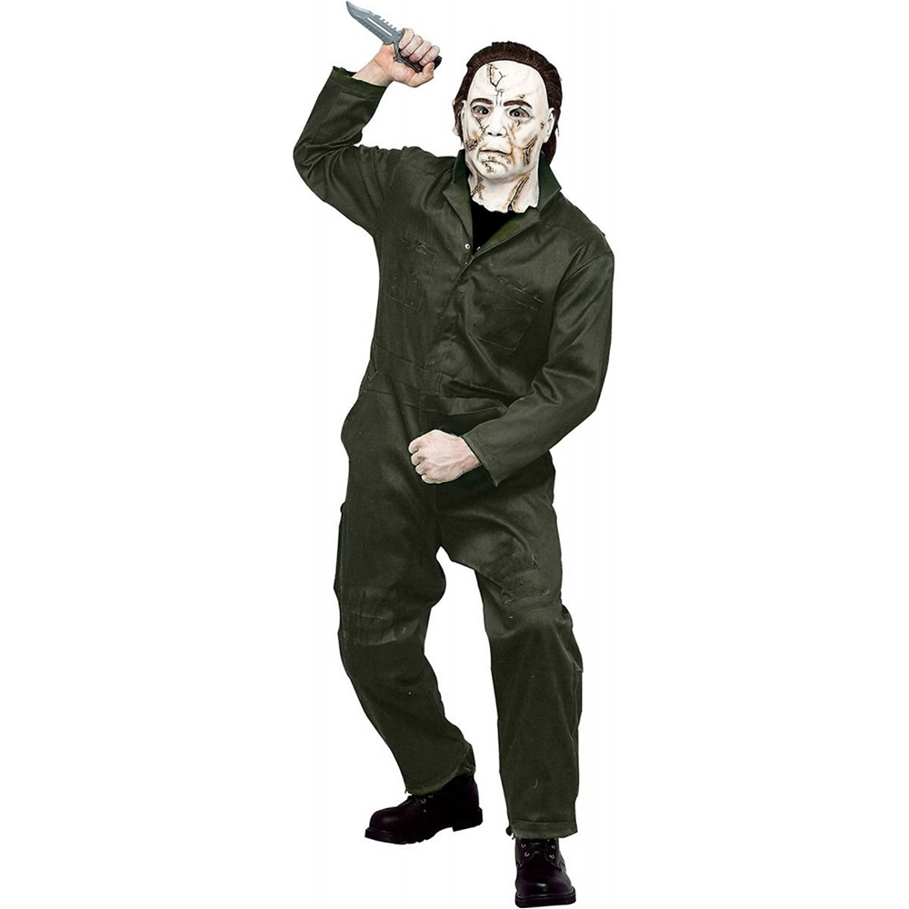creepy michael myers halloween costumes
