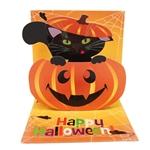 Pumpkin-Cat-Halloween-Pop-Up-Greeting-Card