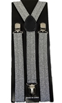 Silver-Suspenders-Belt