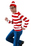 Where's Waldo? Costumes via Trendy Halloween