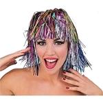Short-Multicolor-Tinsel-Wig