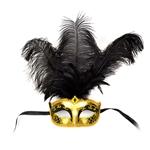 Venetian-Feather-Mask