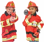 Firefighter Kids Role play Set