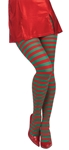 Red-Green-Stockings