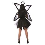 Black-Marabou-Wings