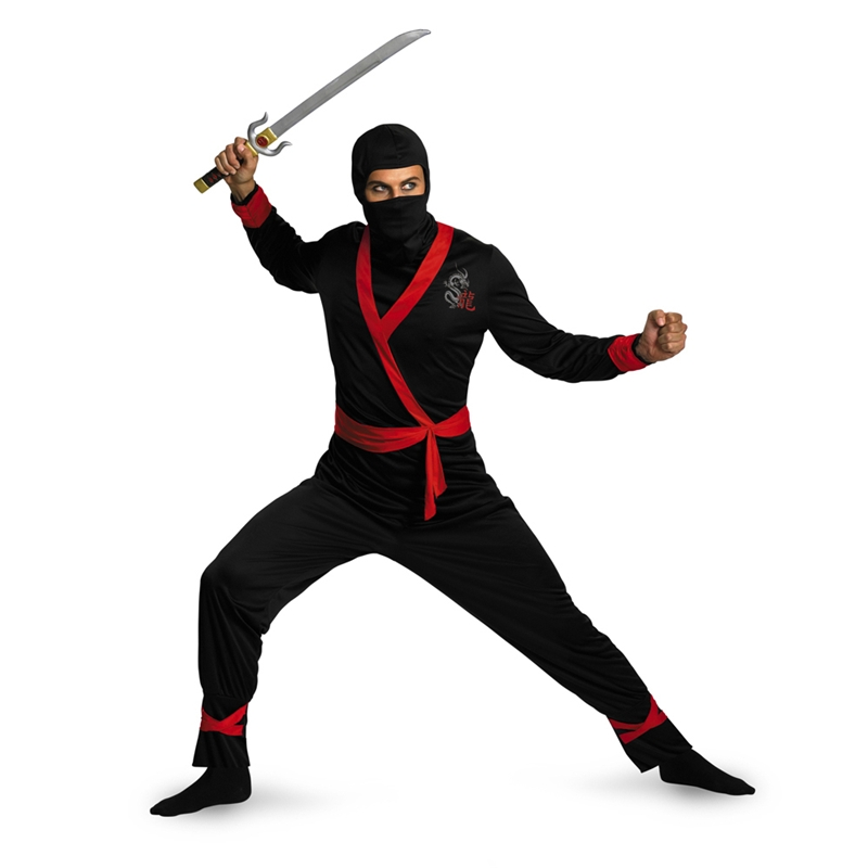 Ninja Master Adult Mens Costume