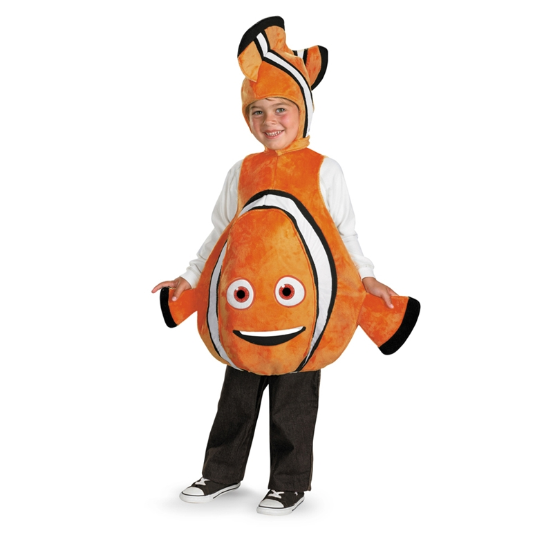 Nemo Deluxe Child Costume
