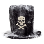 Tall-Hat-with-Skull-Cobwebs