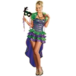 Mardi Gras Costumes via Trendy Halloween