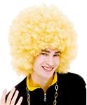 Extreme-Afro-Blonde-Unisex-Wig